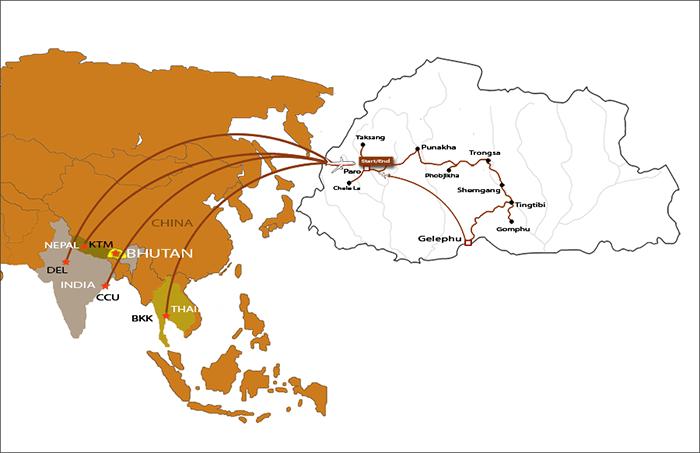 visiting the Best birding locations in Bhutan