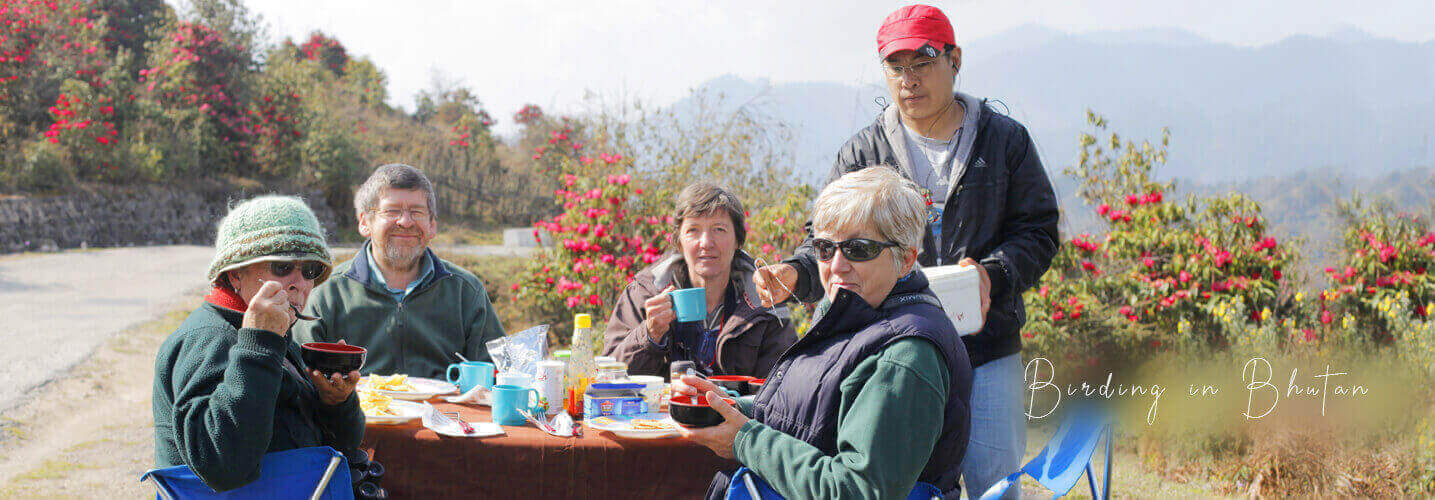 Luxury birding and cultural tour in Bhutan with Langur Eco Travels